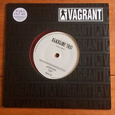 "Alkaline Trio - Burn  7"" Red Vinyl Blink 182"