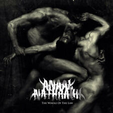 "Anaal Nathrakh ""The Whole Of The Law"" black vinyl LP [Industrial Black Grind]"