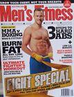 Australian Men's Fitness Magazine January 2011 Ultimate Fighter's Workout