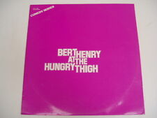 BERT HENRY - At The Hungry Thigh - OZ PRESSING LP