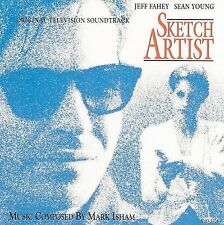 MARK ISHAM - SKETCH ARTIST [ORIGINAL TELEVISION SOUNDTRACK] (NEW CD)