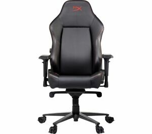 HYPERX Stealth Gaming Chair - Black, RRP £199 NO RESERVE - Great Chair