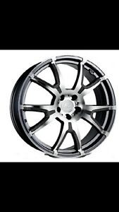 """20"""" RS Volcano Alloy Wheels - BMW X5 E70 - Wider Rears"""