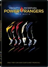 Mighty Morphin Power Rangers: The Movie, New, Free Shipping