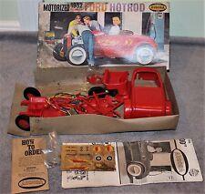 VINTAGE AURORA MOTORIZED 1932 FORD HOTROD
