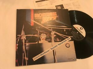 Montreux Jazz Tsuyoshi Yamamoto Trio Jazz TMM Japan 5019 w/ Insert Record Vinyl
