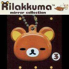 Bandai San-X Rilakkuma Mirror Collection Swing Gashapon Korilakkuma - No.3
