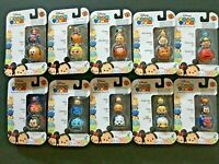 Lot Of 10 Different Disney Tsum Tsum SERIES 3 ( 30 Mini Figures ) TT-8