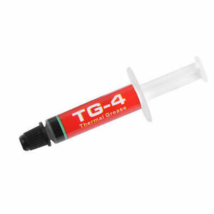 Thermaltake  - TG4 Thermal Grease/Paste  (1.5gram) (CL-O001-GROSGM-A)
