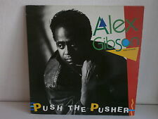 "ALEX GIBSON Push the pusher 312163 MAXI 12"""