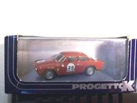 ALFA ROMEO GTA 1967 PROGETTO K 1:43 (A24)