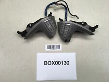 2007-2011 Toyota Camry XLE /& Hybrid Steering Wheel Switches Silver 8425006040