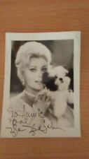 Its A Photo Of Zsazsa Gabor