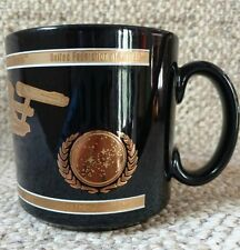 Star Trek UFP GOLD SHIPS Coffee Mug