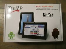 """Zeepad 7DRK-Q 7"""" Android 4.2 Tablet 1.5GHZ with 512MB RAM Cortex A9-Black"""