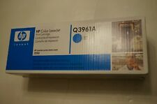 HP Q3961A Cyan GENUINE Toner Cartridge  NEW Sealed