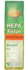 Bissell 3282 Estilo 15 Filtro Aspiradora 18-2316-08