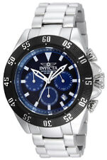 Invicta Speedway 22397 Men's Navy Blue Round Chronograph Date Analog Watch