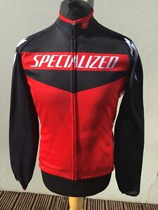 SPECIALIZED SOFT SHELL LONG SLEEVE CYCLING JACKET, LARGE