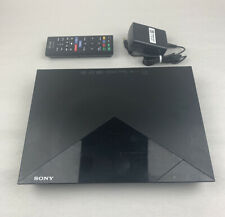 Sony Blu-ray Player BDP-S3200 with Remote and Power supply and HDMI cable TESTED