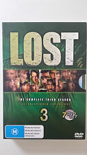 Lost - The Complete Third Season - The Unexplored Experience (7 Disc Box Set) R4