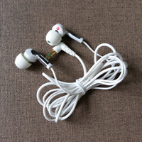Original Sony MDR-EX57LP In-ear Earphone Headphones White (Discontinue)