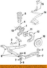 FORD OEM 86-91 Taurus Front Suspension-Mount E6DZ5400396A