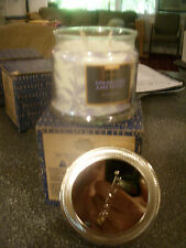 Partylite SPARKLING AMETHYST SIGNATURE 3-wick JAR CANDLE  BRAND NEW FALL 2016