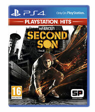 Jeu PS4 IN FAMOUS SECOND SON (VERSION PLAYSTATION HITS)