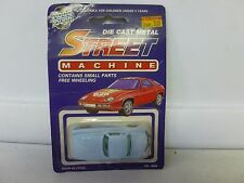 Road Tough Street Machine Baby Blue Car No 3600