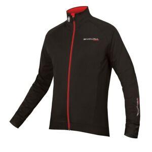 Endura FS260-Pro Jetstream L/S Jersey Black Medium MTB Cycling
