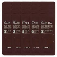 Tonymoly The Black Tea London Classic Serum Sample 20pcs Free Sample Gift