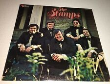 J.D. Sumner And The Stamps I Will Never Pass This Way Again Vinyl Gospel LP 22S