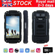 "4.0"" 3G Rugged Smartphone Land Rover V8 Android 4.4 MTK6572 Dual Core Phone+32GB"
