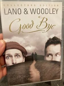 Lano And Woodley - Goodbye (Good Bye) region 4 DVD (Australian stand up comedy)