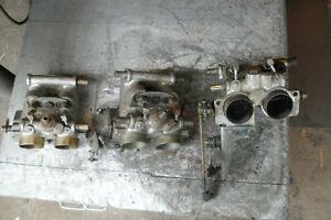 TRIUMPH TR6 FUEL INJECTION MANIFOLDS,  CR CARS. free shipping