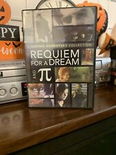 """Requiem for a Dream and Pi Double Feature Dvd """"like New�"""