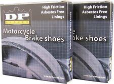 DP Brakes GF Friction Rated Brake Shoes 9102