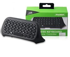 2.4G Wireless Chatpad for Xbox one Controller Keyboard with Headset Audio Jack