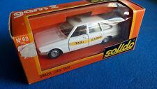 Solido 60 - SIMCA 1308 Taxi blanc 1:43