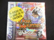 Duel Maters Sempai Legens para gameboy advance nuevo y precintado