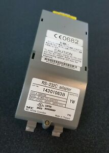 NEC Aspire RS-232C Adapter Stock# 0890058