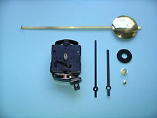 German Quartz Pendulum clock movement kit 26mm shaft