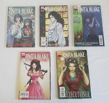 ANITA BLAKE Vampire Hunter 5 FULL SETS ~ First Death,Necromancer, more
