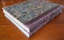 L' illustration - Romans (2 forts volumes - 1894-96 & 1897-99) - Rare