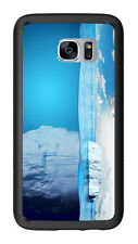 Clear Blue Iceburg In Alaska For Samsung Galaxy S7 G930 Case Cover by Atomic Mar