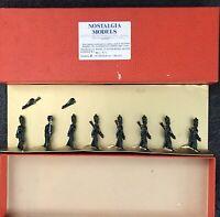 NOSTALGIA Models No. 395: RIFLE COMPANY 38th MADRAS NATIVE INFANTRY 1857 Rare!