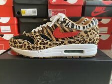 Nike Air Max 1 Animal DLX - AQ0928-700 - UK 10/US 11/EU 45