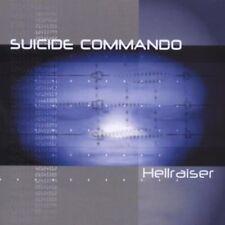 SUICIDE COMMANDO - HELLRAISER   CD SINGLE NEW+