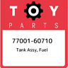 77001-60710 Toyota Tank assy, fuel 7700160710, New Genuine OEM Part